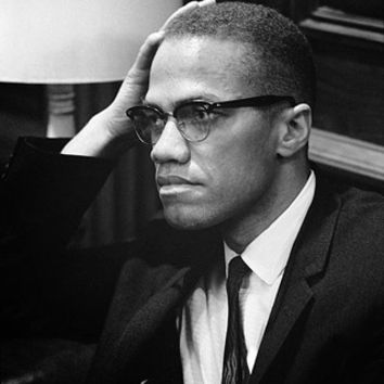 Malcolm X Washington DC 1964