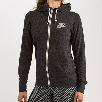 c994b35a3d2e Women s Nike Gym Vintage Full-Zip Hoodie from Finish Line