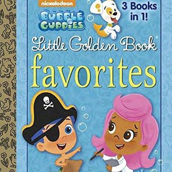 Bubble Guppies (Little Golden Book Favorites)