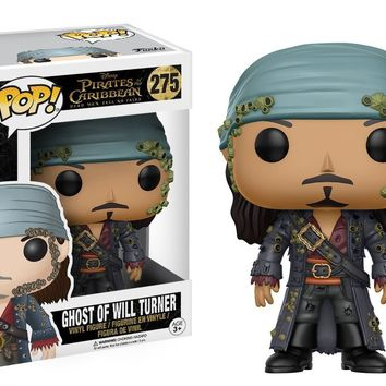 Ghost of Will Turner Funko Pop! Disney Pirates of the Caribbean