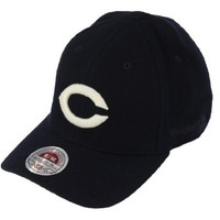 Chicago Bears NFL Traditional Melton Wool Flex Cap, Mitchell & Ness