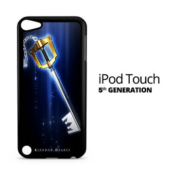 Kingdom Hearts Sora Keyblade iPod Touch 5 Case