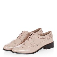 FATE Leather Laceup Brogue Shoes - New In This Week - New In