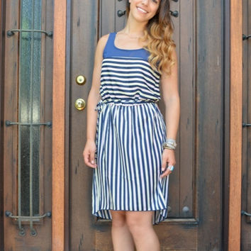 Nautical Reel Me in Dress