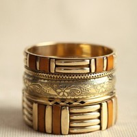 mayan riviera bangle set at ShopRuche.com