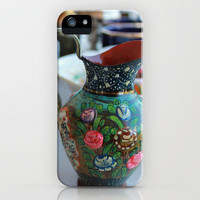 Vase iPhone Case by Jorieanne | Society6