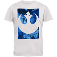 Star Wars - Space Rebel Soft Adult T-Shirt