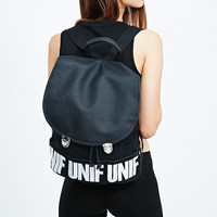 UNIF Backpack in Black - Urban Outfitters