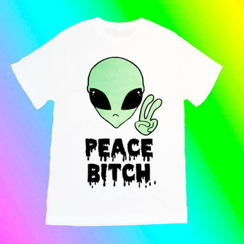 Peace Bitch Tee