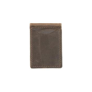 RUSTICO MONEY CLIP LEATHER WALLET