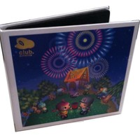 Animal Crossing Theme Nintendo DS Card and Stylus Set - Club Nintendo Exclusive