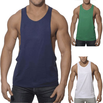 Men Sexy Muscle Tank tops