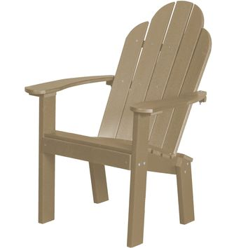 Wildridge Heritage Outdoor Dining/Deck Chair  - Ships in 10-14 Business Days
