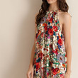 Hello Spring Floral Dress