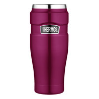 Thermos Stainless King™ Vacuum Insulated Travel Tumbler 16 oz. Stainless Ste SK1
