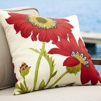 POPPY INDOOR/OUTDOOR PILLOW