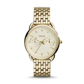 Tailor Multifunction Stainless Steel Watch – Gold-Tone