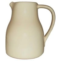 One Kings Lane - The Natural Look - Evora Pitcher, Beige