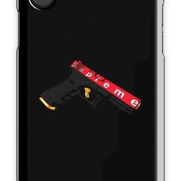 Supreme Gun Mobile Cover
