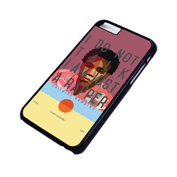 CHILDISH GAMBINO KAUAI iPhone 6 Plus Case