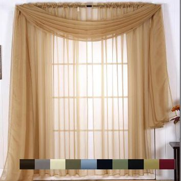 Sheer Window Treatment