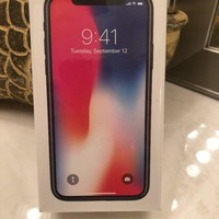 Apple iPhone X 256GB Space Gray GSM Unlocked. Worldwide Shipping!