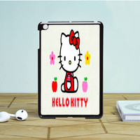 Hello Kitty Apple Flower IPad Mini 1 2 Case Auroid