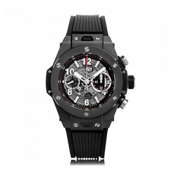 Hublot 411.CI.1170.RX Big Bang Unico Automatic Ceramic Black Dial Mens Watch