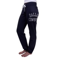 Women's Dallas Cowboys Navy Blue Ashcroft Pants