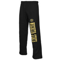 Wichita State Shockers Couch Island Fleece Sweatpants – Black