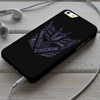 Transformers Decepticons Head iPhone 4/4s 5 5s 5c 6 6plus 7 Case