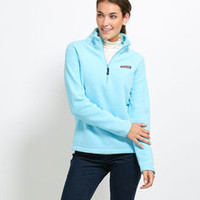 Women's Outerwear: Gondola Fleece 1/4-Zip for Women - Vineyard Vines