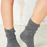 Knee-High Rain Socks in Space Dye - Urban Outfitters