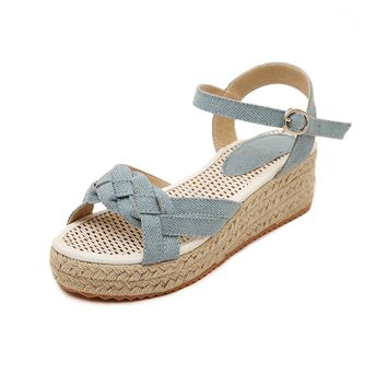 Womens Cool Casual Platform Sandals