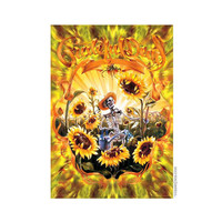 Grateful Dead - China Cat Sunflower Poster on Sale for $7.95 at The Hippie Shop
