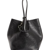 Alexander Wang Large Roxy Covered Chain Leather Bucket Bag | Nordstrom
