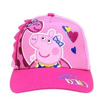 Peppa Pig DINO Girls Baseball Cap Hat