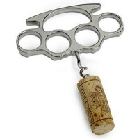 Knuckle Duster Corkscrew