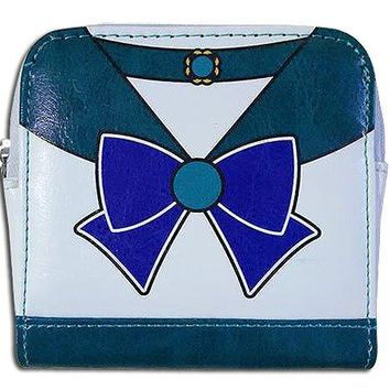 Sailor Moon S Coin Purse - Sailor Neptune Uniform