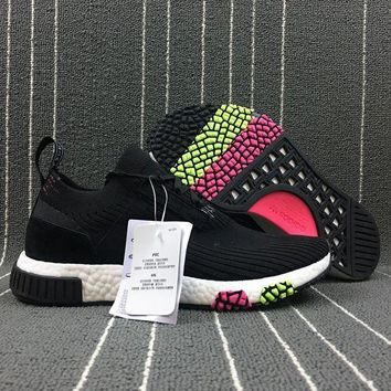 Newest Adidas Nmd Racer Spring / Summer Boost 2018 Line Up Sport Shoes Cq2441 - Beauty Ticks