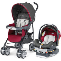 Chicco Neuvo Compact Travel System - Granita