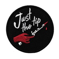 'Just The Tip' Patch
