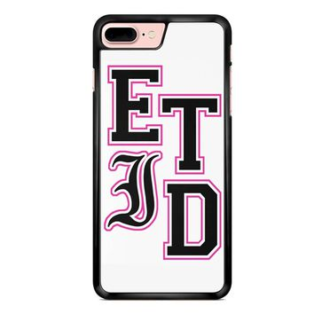 Every Time I Die Varsity Letters iPhone 7 Plus Case