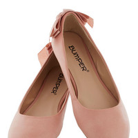 Ballet of the Land Flat | Mod Retro Vintage Flats | ModCloth.com