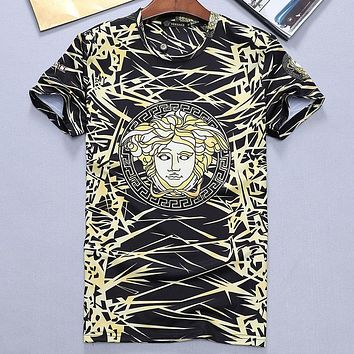 02b4d67ed Best Mens Gold Versace Shirts Products on Wanelo