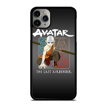 AVATAR AANG THE LAST AIRBENDER iPhone Case Cover