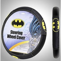 Batman Steering Wheel Cover - Spencer's
