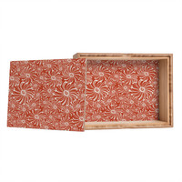 Heather Dutton Bursting Bloom Spice Jewelry Box