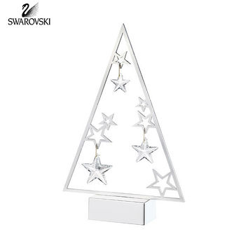 Swarovski Christmas Figurine CHRISTMAS TREE DISPLAY & ORNAMENTS #5064271