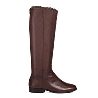 Lisbeth Leather Riding Boot - Jack Rogers - Jackrogersusa.com - Jack Rogers USA